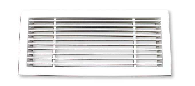 Linear Bar Grilles Polyaire Commercial Air Conditioning