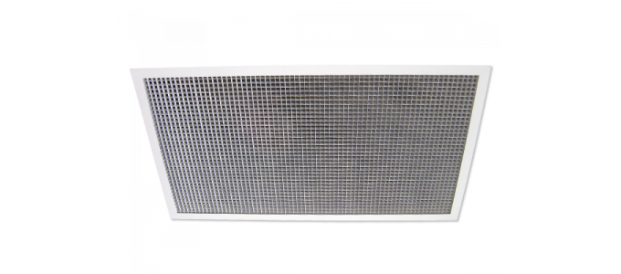 Egg Crate Grille Diffusers : Egg crate grilles ec polyaire commercial air
