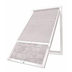 Return Air Egg Crate Grilles & Filter